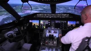 787 Flight Simulator