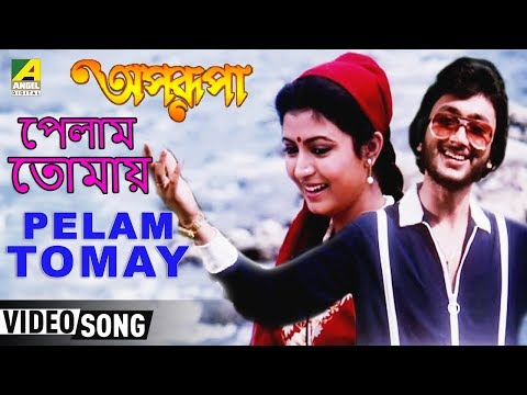 Pelam Tomay | Aparupa | Bengali Movie Song | Prosenjit, Debasree Roy