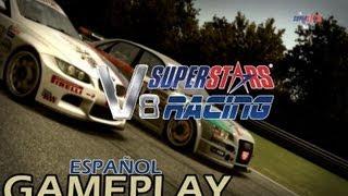SuperStar V8 Racing - Carrera Rápida [Gameplay Español] ©2013