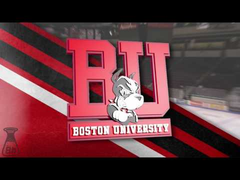Boston University Terriers 2017 Playoff Goal Horn