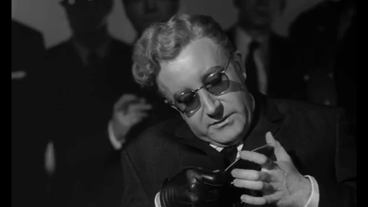 """Download Dr. Strangelove - Peter Sellers - """"An astonishingly good idea"""""""