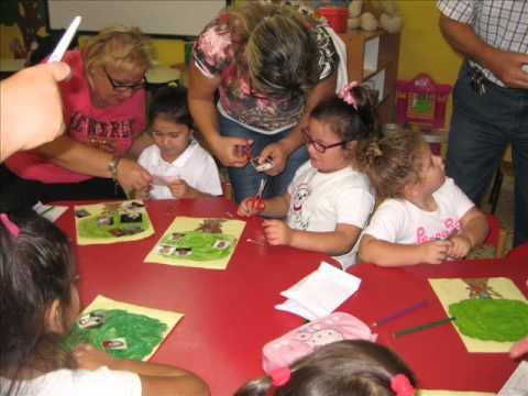 Accoglienza festa dei nonni scuola materna 3 circolo s m for Youtube lavoretti per bambini
