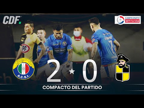 Audax Italiano Coquimbo Goals And Highlights