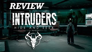 They Stole Your Sausage! | Intruders Hide And Seek | PS4 / PSVR Review