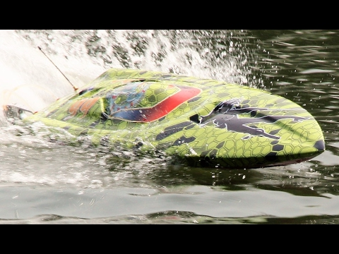 RC Boats Manila - The boats are getting faster