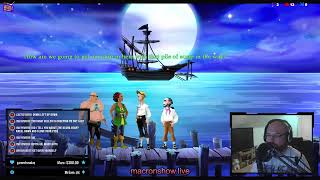 Monkey Island And Prank Calls!