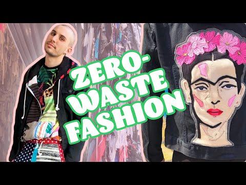 This Designer Makes Zero-Waste Clothes