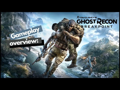 Tom Clancy's Ghost Recon: BreakPoint | Overview | Intro Gameplay |Dante Debu |