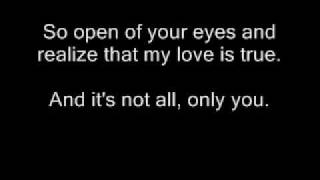 Alvin and the Chipmunks - Only You (lyrics included)