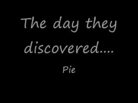 Mathematical Pi Song