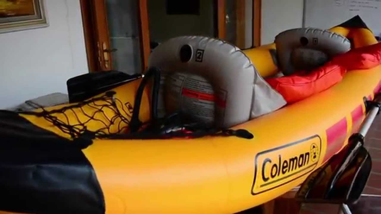 Kayak Coleman Inflable