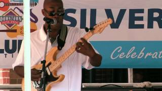 Drowning on Dry Land - Bushmaster live at Silver Spring Blues Fest - 15jun13