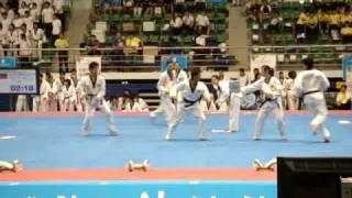 WORLD HANMADANG CHAMPIONSHIP 2009-PHIL TEAM