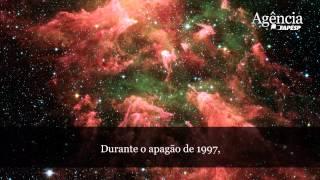 Eta Carinae: astrônomos observam pela primeira vez as entranhas de uma estrela