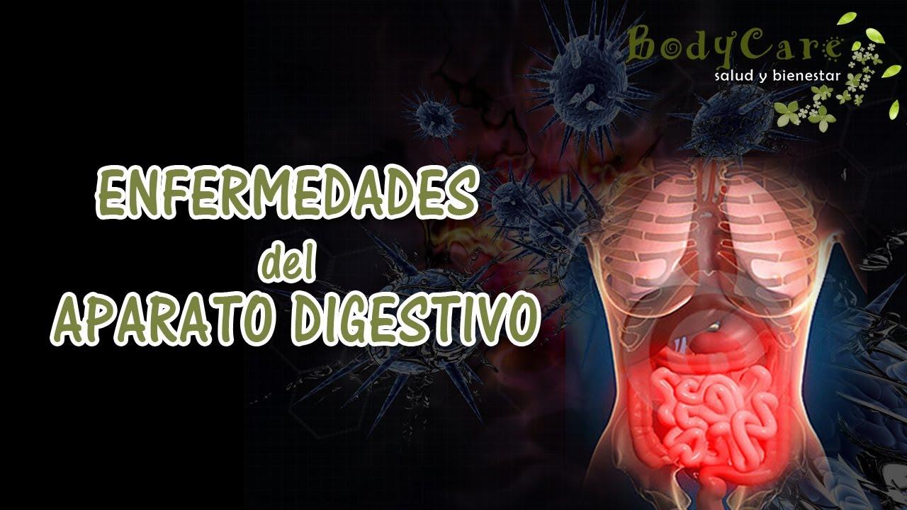 principales enfermedades que afectan el sistema digestivo humano