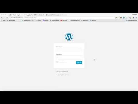 Get access to WP Admin with PHP & MySQL and no login