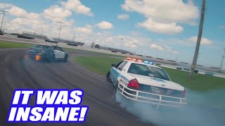 Florida Men Attempt To Drift 2,000HP FREEDOM Machines! Uncle Sam & Neighbor Tandem!!