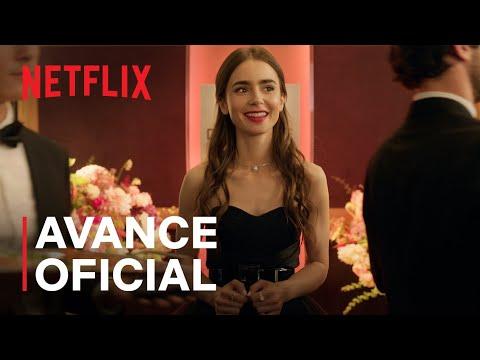 Emily en París   Avance oficial y fecha de estreno   Netflix