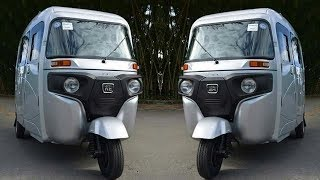 AC Auto rickshaw launching in Kerala    First AC Auto Rickshaw launched by TVS     CAR CARE TIPS   