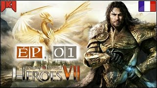Might and Magic HEROES 7 - Gameplay FR 01 - Campagne du HAVRE [1-1]