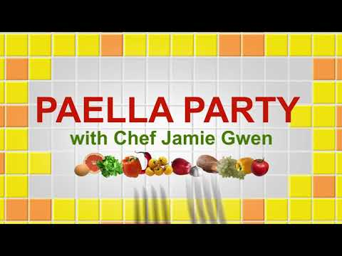 The Shops At Rossmoor - Paella Party Promo