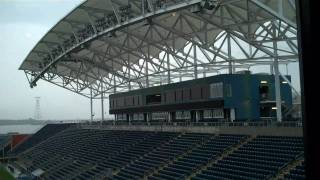 PPL Park Design & Expansion Plans