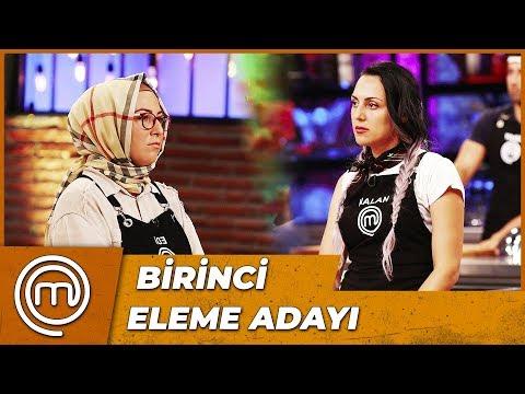 Haftanın İlk Eleme Adayı Belli Oldu | MasterChef Türkiye 10.Bölüm