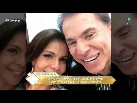 """Sula Miranda sobre teste do sofá: """"Silvio Santos nunca precisou fazer isso"""""""