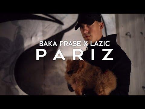 BAKAPRASE X LAZIC - PARIZ (Mindzela & Mladja Disstrack)