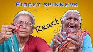 Village elders react to fidget spinners