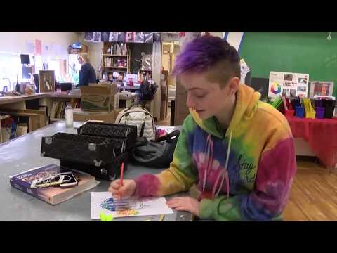 """Great Falls woman named as Montana's """"Art Teacher of the Year"""""""