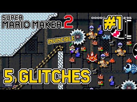 5 Glitches In Super Mario Maker 2 [#1]