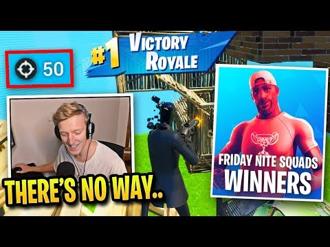 You Won't Believe How Many Tfue Got In Friday Nite Tournament...