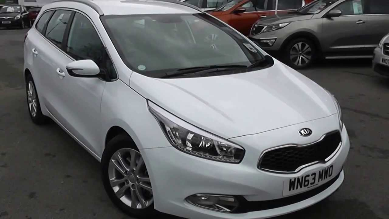 used car kia ceed sw eco arctic white wn63mwo wessex garages feeder road bristol. Black Bedroom Furniture Sets. Home Design Ideas