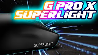 Logitech G Pro X Superlight Wireless Gaming Mouse Review: Is THIS the Move??