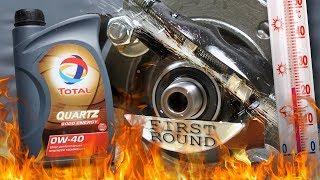 Total Quartz 9000 Energy 0W40 Jak skutecznie olej chroni silnik? 100°C