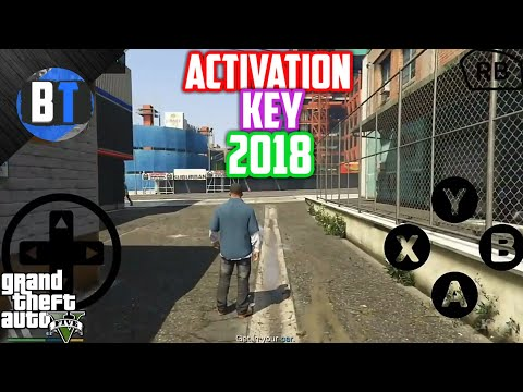 GTA 5 Android - Activation Key 2018
