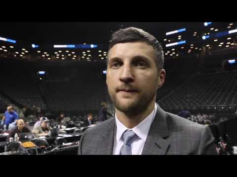 CARL FROCH REACTS TO JAMES DeGALE'S MAJORITY DRAW WITH BADOU JACK IN BROOKLYN / JACK v DeGALE