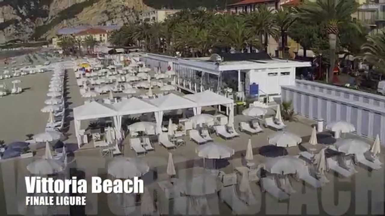 Vittoria Beach - Finale Ligure - YouTube