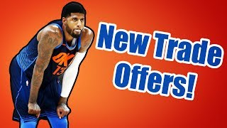 NEW Trade Offers For Paul George