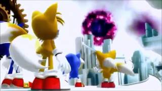 Sonic Generations Voice Over Part 3/Final