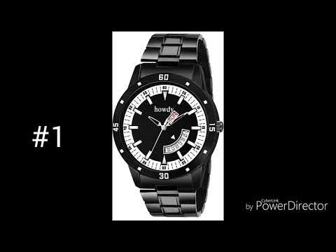 Top 10 Watches Under Rupees 500 | Flipkart | Below ₹500 | Watches