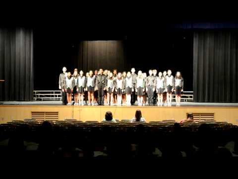 Stroudsburg Junior High School Show Choir 2012