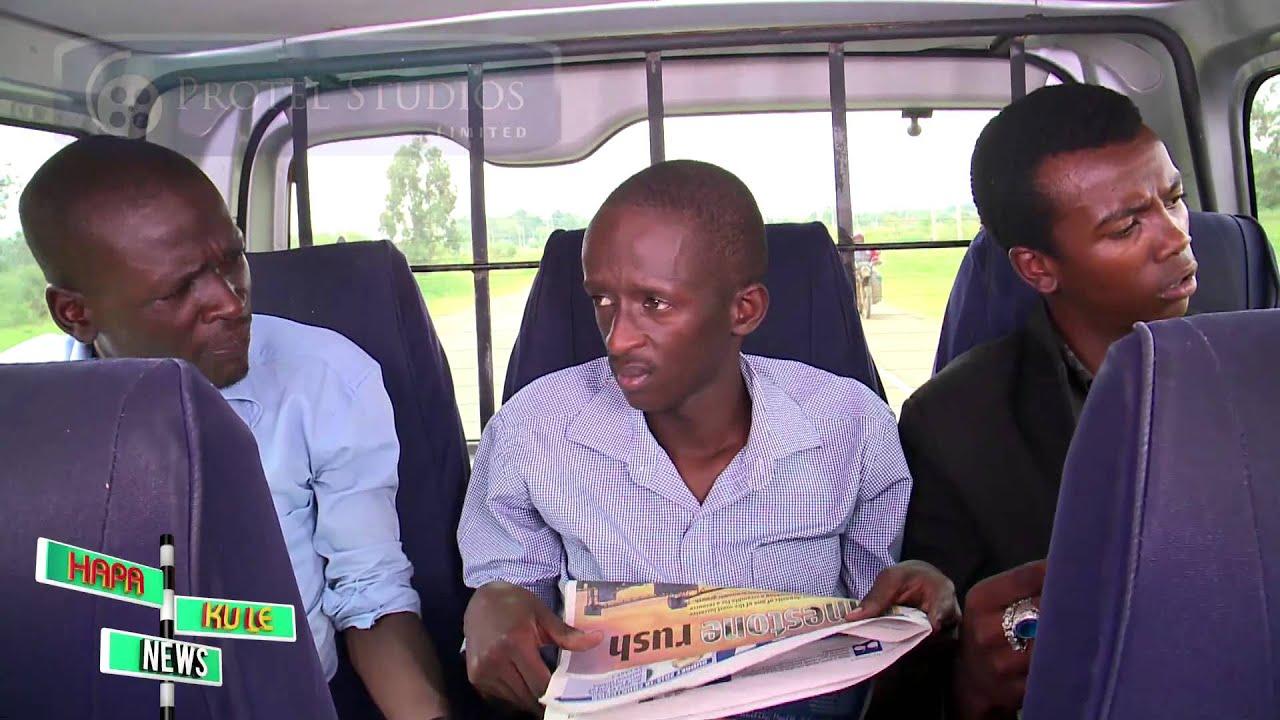 Tabia mbaya kwa matatu ..... Ep106 #1