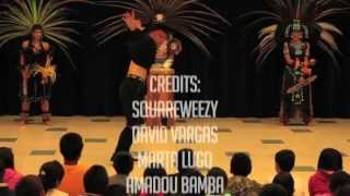 Legacy of the Drums - Aztec Dance & Hip Hop Arts Collaboration 2012