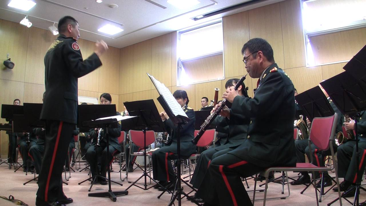 army japan band perform - 1280×720
