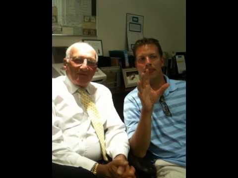 George Ross & JT Foxx talking about Mega Partnering