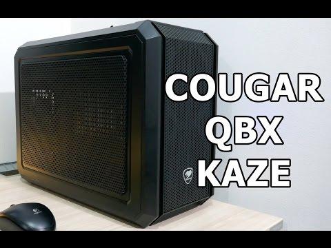 Cougar QBX Kaze - review around the mini ITX PC case
