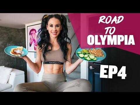 Road to the Olympia Episode 4   What I Eat in a Day