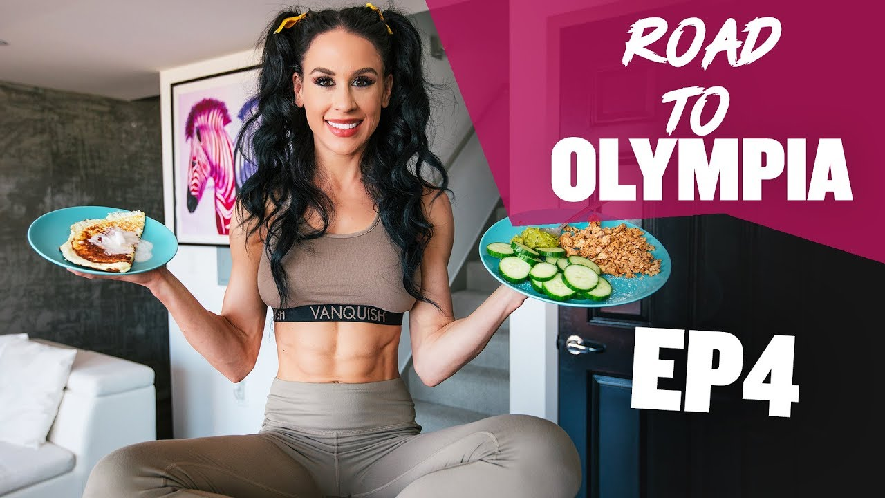 Road to the Olympia Episode 4 | What I Eat in a Day
